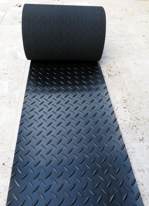 מודרניסטית מגיני כבלים | שטיח PVC לחיפוי זמני על כבלים LF-72